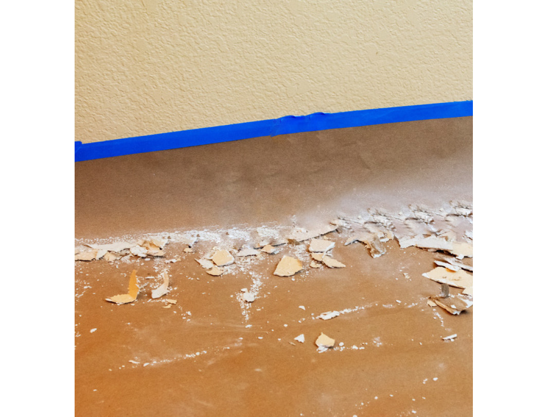 "Masking Cover Set 1 1/2""x60 yd Masking Painters Tape Roll with 12""x60 yd Masking Kraft Paper Roll and Masking Dispenser  7"