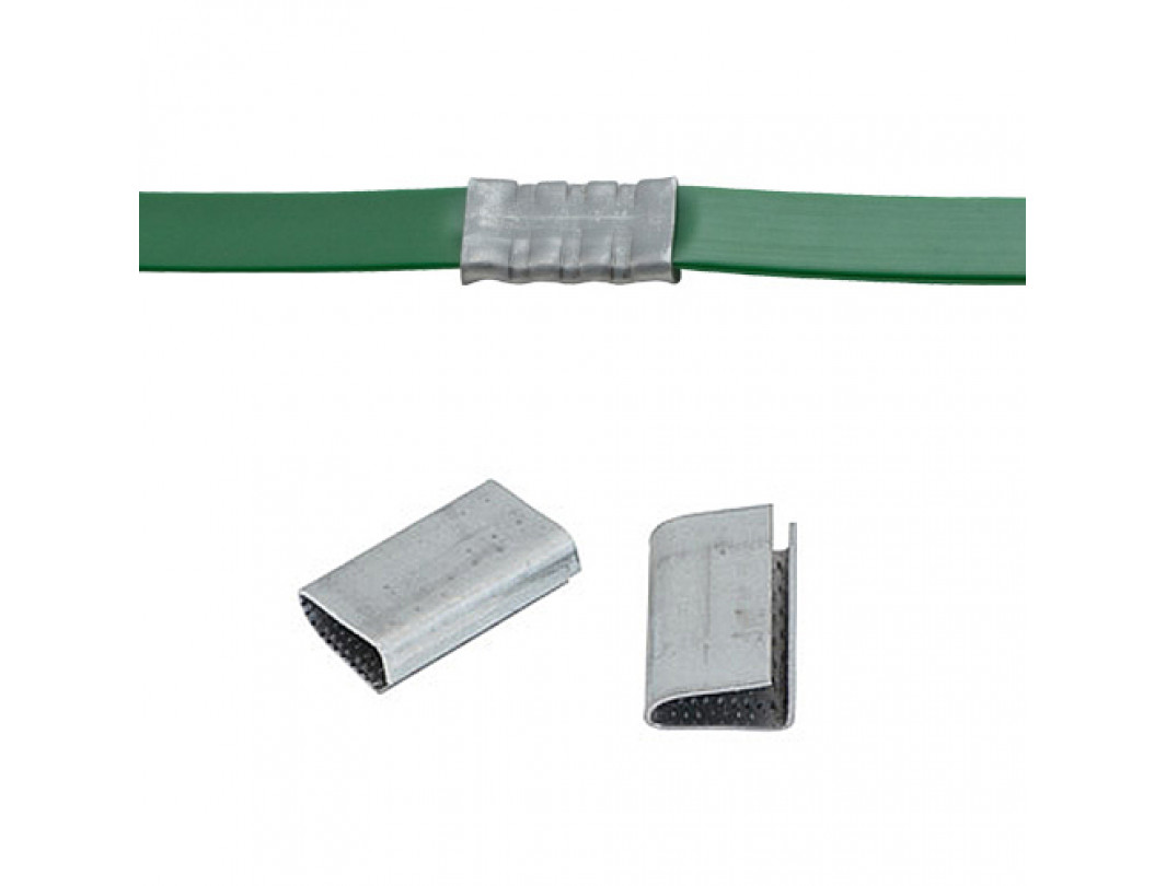 """5/8"""" Polyester (PET) Strapping Kit, 1400 lbs. Break Strength 5"""