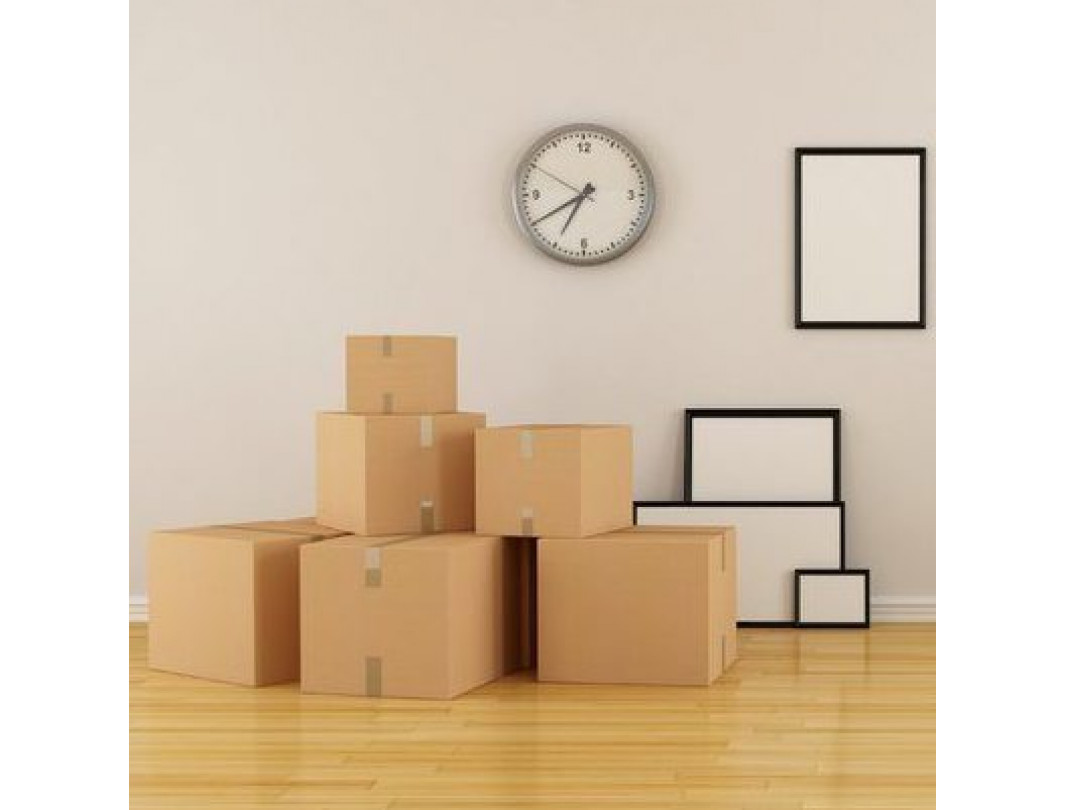 """16""""L x 8""""W x 8""""H Medium Cardboard Box for Moving, Shipping or Storage, 100% Recyclable, Brown 1"""