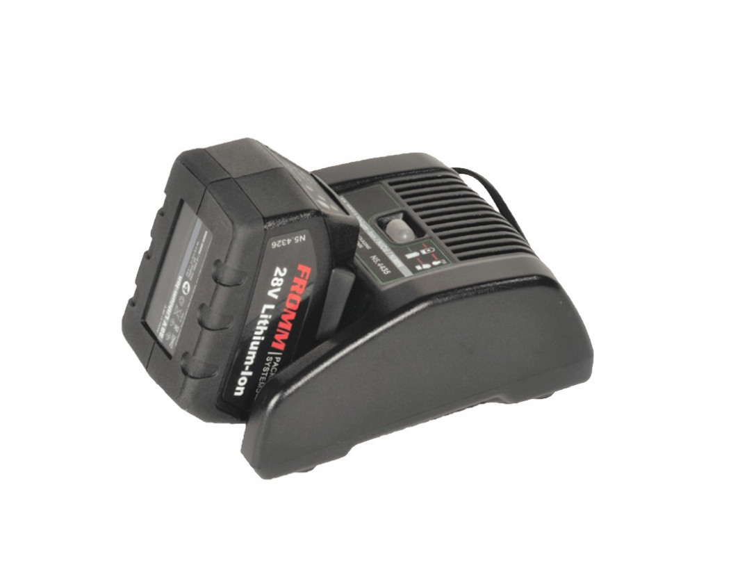 N5.4447 Battery Charger for FROMM Strapping Tools