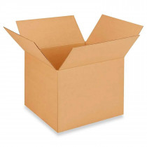 "20""L x 20""W x 16""H Large Corrugated Box for Moving, Shipping or Storage, 100% Recyclable, Brown"