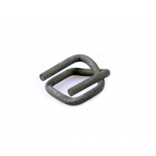 "1/2"" Heavy Duty Strap Wire Buckles, Phosphate"