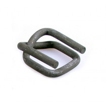 """3/4"""" Heavy Duty Strap Wire Buckles, Phosphate"""