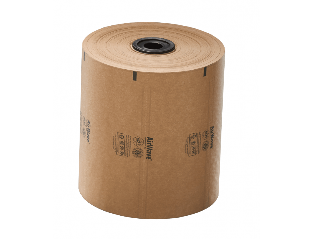 Paperwave-Bio Paper Biodegradable Air Cushion Filler Film for Airwave1