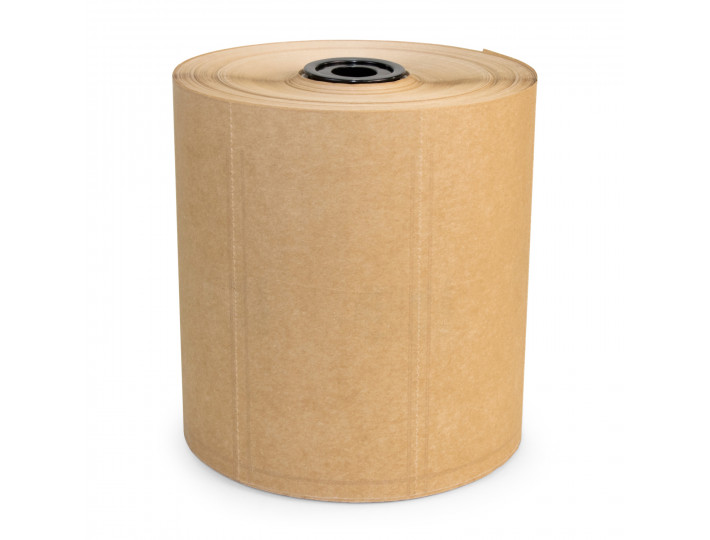 PaperWave 7.1 the First 100% Biodegradable Paper Air Pillow Filler Film for Airwave1 Machine