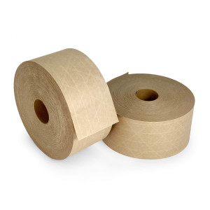 Water-Activated Kraft Tapes
