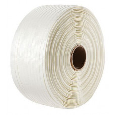 "1/2"" x 3900' Heavy Duty Woven Cord Strapping Roll, 650 lbs. Break Strength, 6 x 3 Core"