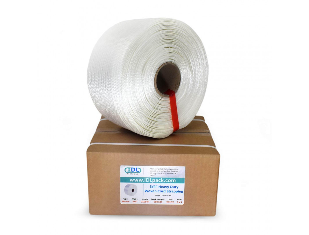 """3/4"""" Woven Cord Strapping Kit 2"""