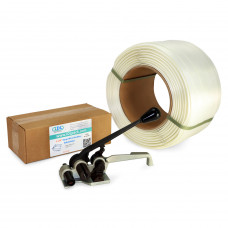 "1 1/4"" PRO Composite Cord Strapping Kit, 3300 lbs Break Strength"