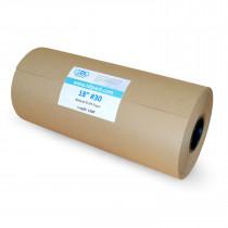 """18"""" x 1200' Jumbo Kraft Paper Roll"""