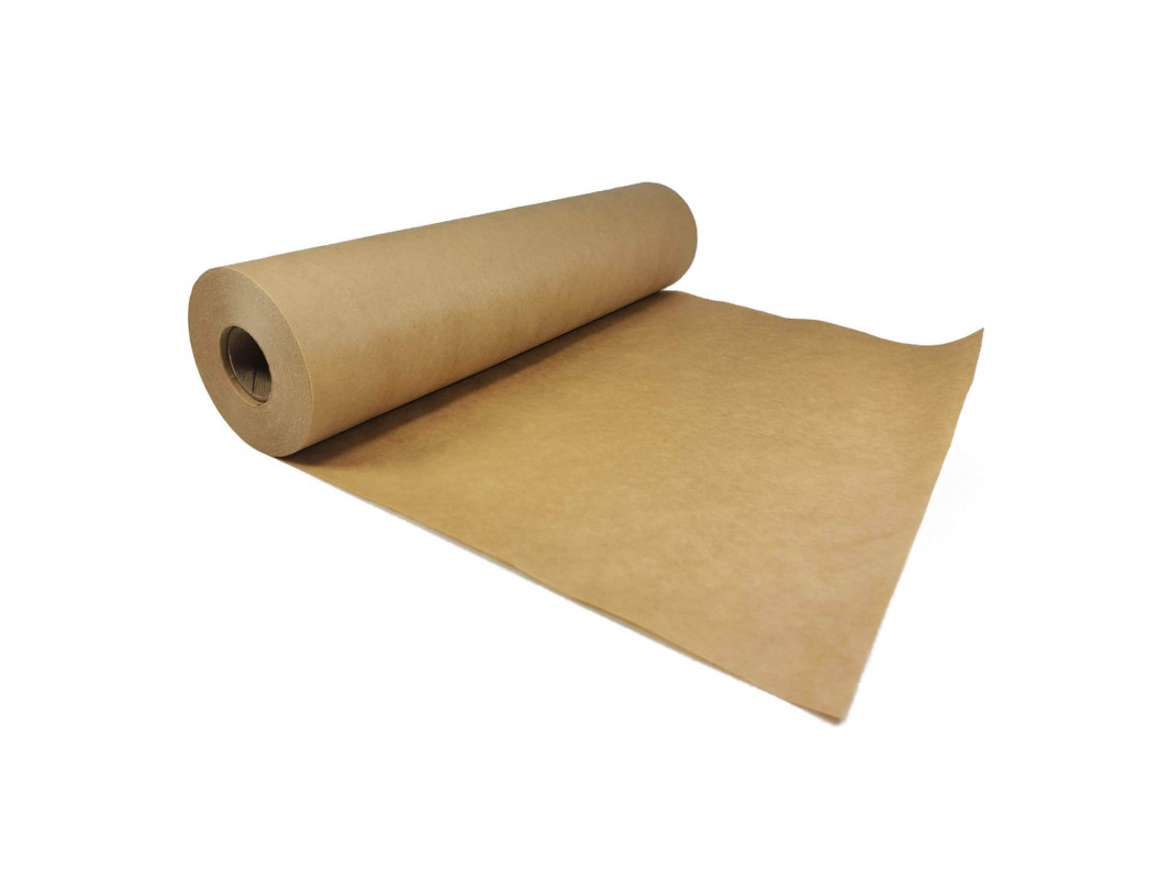 "12"" x 60 yards GP Painters Masking Paper, Natural Kraft 2"