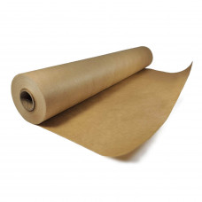 "18"" x 180' Kraft Paper Roll (Brown, Green, White, Pink, Black)"