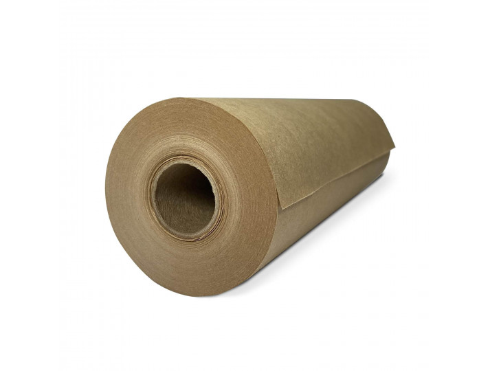180' Brown Kraft Paper Roll