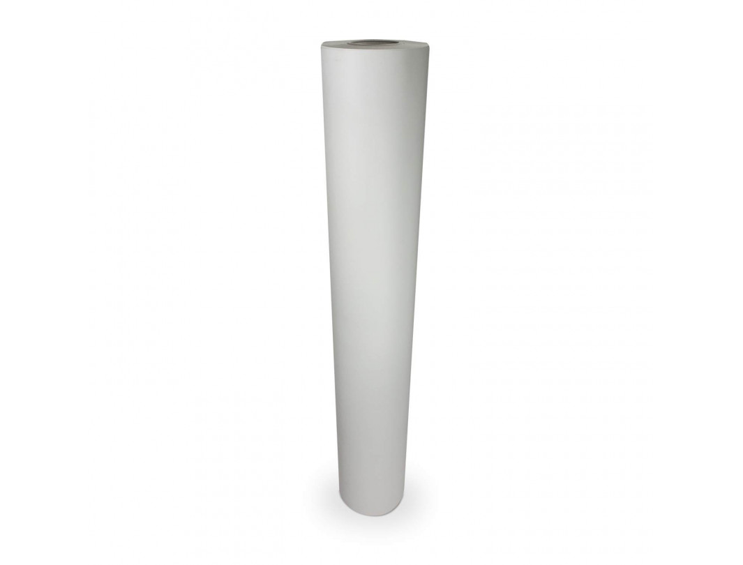 """18"""" x 180' White Butcher Paper Roll for Wrapping Meat and Fish"""