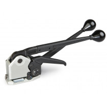 "MUL-16 Heavy Duty Sealless Combination Tool for Steel Strapping adjustable for 1/2"", 5/8"" and 3/4"" Strap Width"