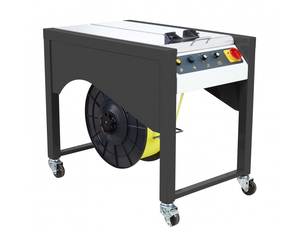 S-666 Semi-Automatic Strapping Machine (Table Top) w/PP Roll