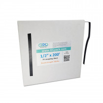 """1/2"""" x 200' Polypropylene (PP) Strapping Roll in Self-Dispensed Box"""