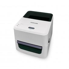 Toshiba B-FV4D Direct Thermal Desktop Shipping Label Printer