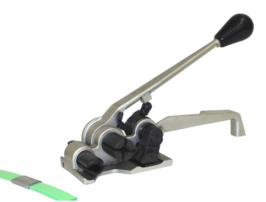 """MUL-370 Heavy Duty Tensioner for Wide PET Strapping 3/4"""" to 1 1/4"""" Strap Width"""