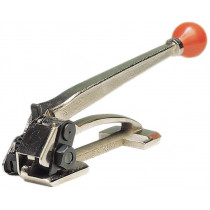 "S-296 Heavy Duty High Tensile Feed-Wheel Tensioner for Steel Strapping 3/8"" to 3/4"" Strap Width"