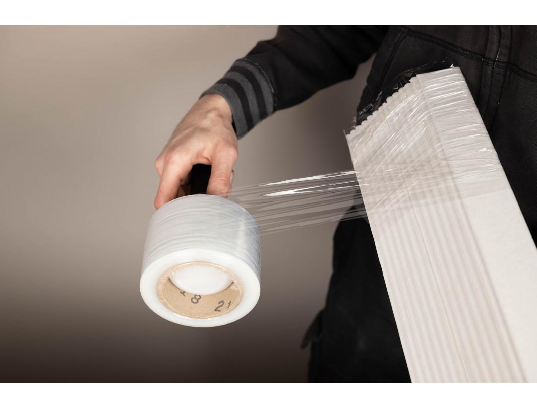 "W-731 Handle/Dispenser for 3"" Core Bundling Mini Stretch Wrap Film Rolls 5"