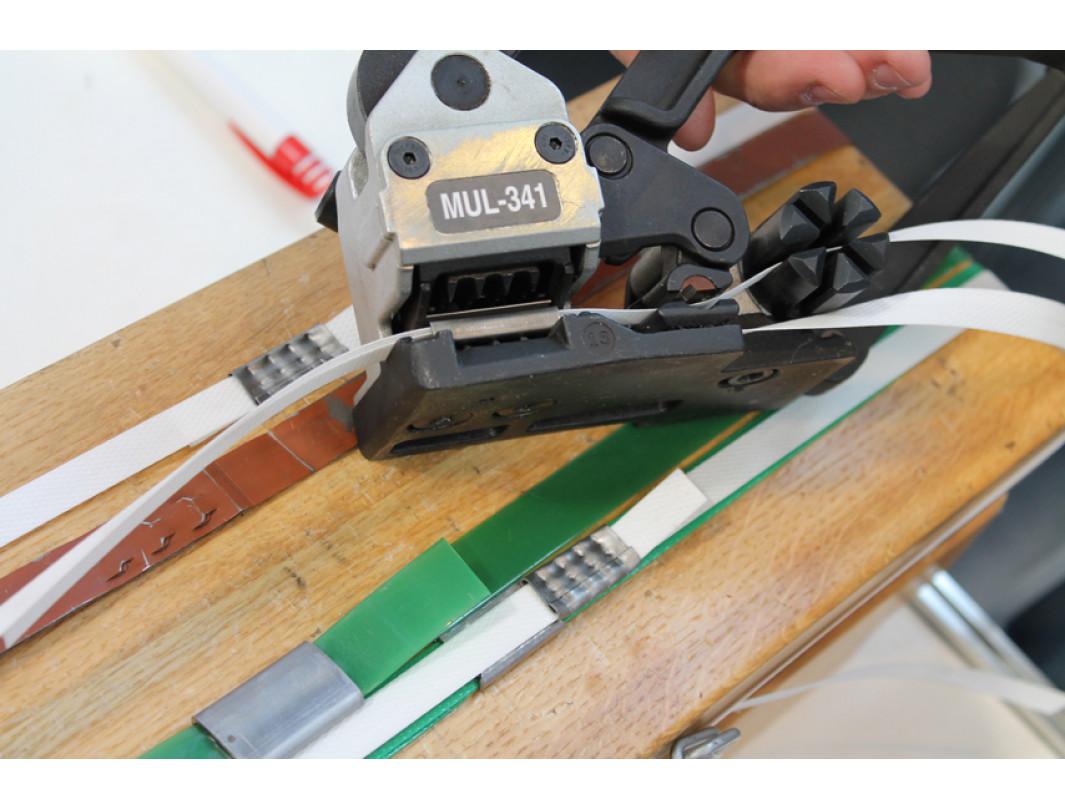 """MUL-341 Heavy Duty Combination Polypropylene Tool 1/2"""" Strap Width 2"""